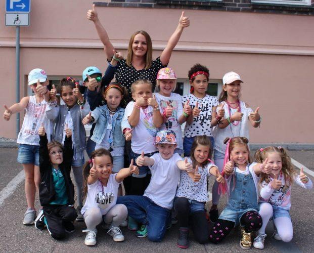 Kids I mit Elena